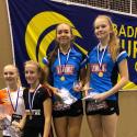Noored sulgpallurid võistlesid nädalavahetusel Soomes
