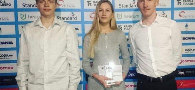 Mae Lang valiti U23 vanuseklassi Eesti parimaks jalgratturiks