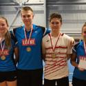 Sulgpallurid osalesid Tallinnas Eesti GP-sarja III etapil