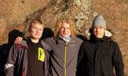 Maadlejad võtsid mõõtu Soomes ja Venemaal