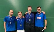 Sulgpallurid osalesid Tallinnas Eesti GP-sarja II etapil