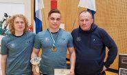 Ott Heliste krooniti Eesti ja Soome juunioride meistriks maadluses