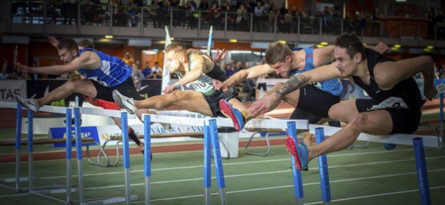 Talvistel Eesti meistrivõistlustel tehti mitmeid kuldseid duubleid