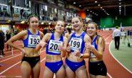 TÜ ASKi  kergejõustiklased võitlesid U18, U20 ja U23 vanuseklasside Eesti meistritiitlite eest