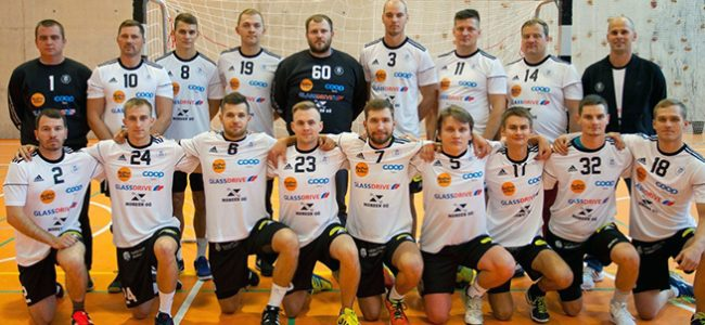 Käsipalli esiliigas viigistati HC Tallinn 2-ga