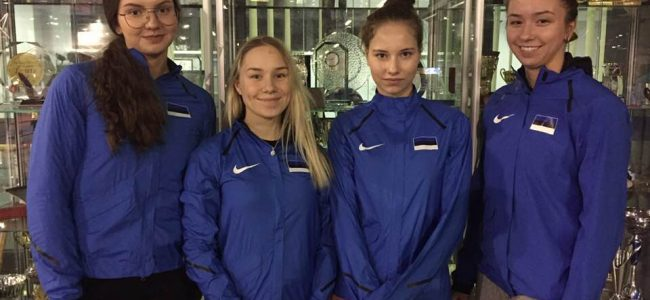 Eesti U18 koondis sai Balti meistrivõistlustel 3. koha