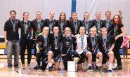 TÜ korvpallinaiskond lõpetas hooaja hõbedaga