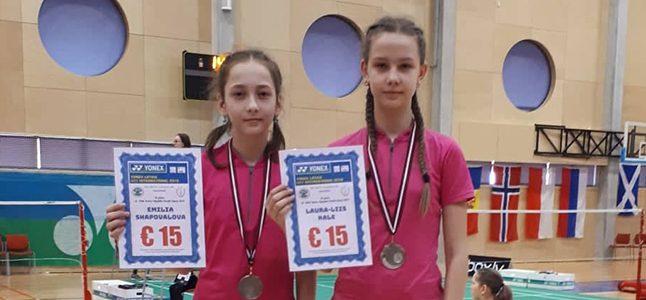 Noored osalesid Sigulda sulgpalliturniiril