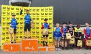 BMX krossi Eesti Noorte Meistrivõistluste I etapp oli TÜASK ratturitele edukas
