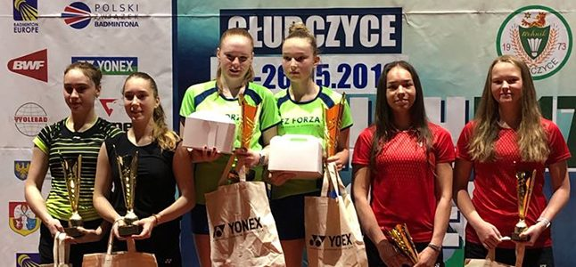Ramona Üprus saavutas U17 Euroopa karikaetapil kolmanda koha