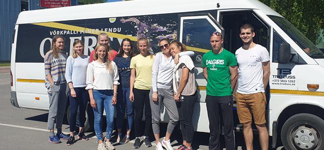Nädalavahetusel on SELL mängud Kaunases