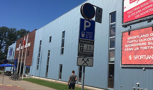 Tartu Ülikooli spordihoone ja staadion on suletud kuni eriolukorra lõpuni