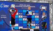 Sten Tristan Raid võitis BMX krossi Euroopa karikasarja etapi