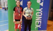 Sulgpallurid võidukad Eesti Noorte GP-l