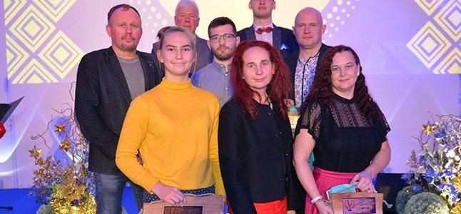 Spordiklubi sportlased ja treenerid pälvisid Tartu linna tunnustuse