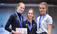 U18 U20 U23 kergejõustiku Eesti meistrivõistlustelt kokku 20 medalit!