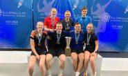 Sulgpalli Eesti meistrivõistlustelt 9 medalit!