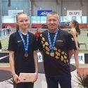 Kergejõustiku U14 ja U16 Eesti meistrivõistlustelt 10 medalit
