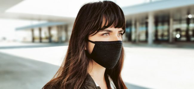 Spordiklubisse tulles ja spordihoones liikudes kanna maski