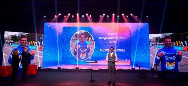 2020. aasta kergejõustiklane on Tiidrek Nurme