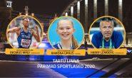 Tartu linn tunnustas parimaid sportlaseid ja treenerit