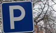 Muutus parkimise kord Tartu Ülikooli Spordihoone ees