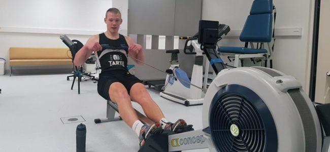 Kaarel Kiiver sai sisesõudmise MMil 6. koha