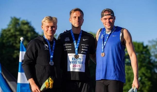 Kergejõustiku EMV-lt Eesti rekord ja 20 medalit