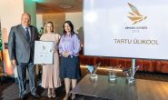 """Tartu Ülikool on """"Spordisõber 2021"""" laureaat"""