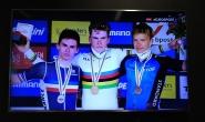 Madis Mihkels võitis jalgratta MM-il grupisõidus pronksmedali