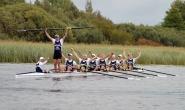 Tartu kaheksapaat tuli üle 48 aasta Eesti meistriks