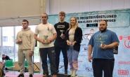 Jõustõstjad selgitasid Eesti meistreid klassikalises jõutõstmises